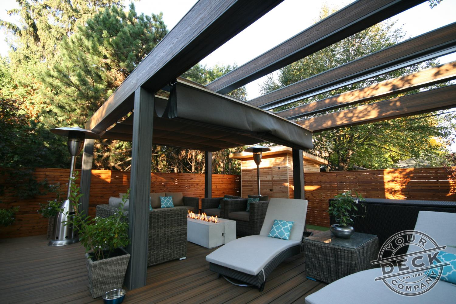 trex deck builder in toronto Your Deck Company